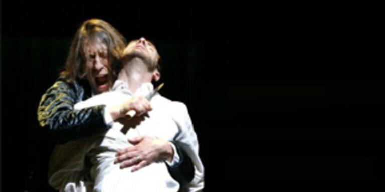 Premiere am Burgtheater: