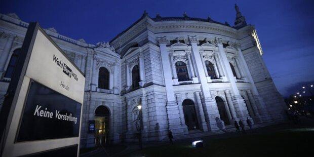 Burgtheater: Budget für 2014/15 beschlossen