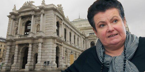 Burgtheater: Zahlreiche Straftaten
