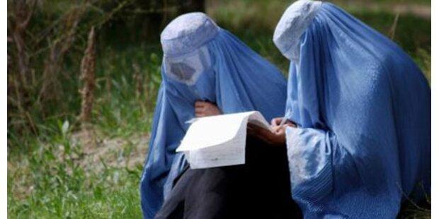Belgien macht Burka-Verbot zu Gesetz