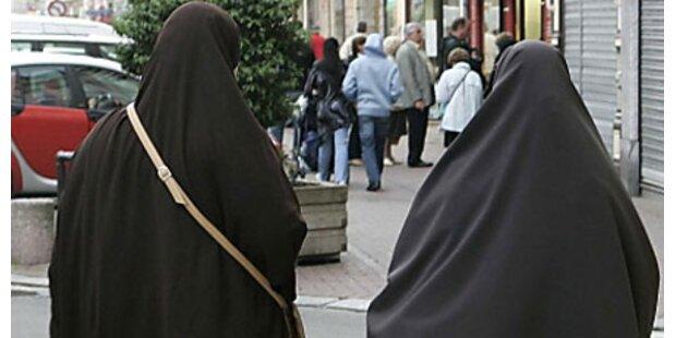 Mehrheit der Franzosen für Burka-Verbot