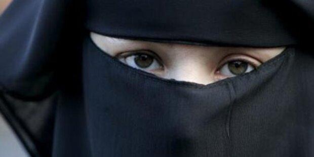 Belgien: Erstes Land bringt Burka-Verbot