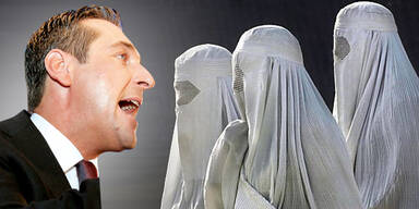 FPÖ fordert Burkaverbot in Österreich