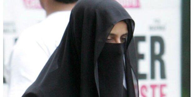 Heiße Diskussionen um Burka-Verbot