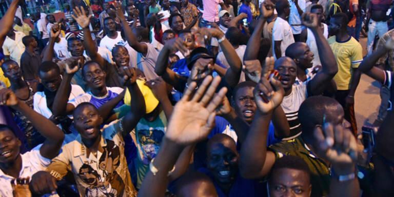 Burkina Faso: Regierung wieder an der Macht