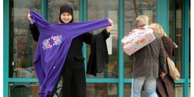 Muslimin zu Schwimmunterricht verurteilt