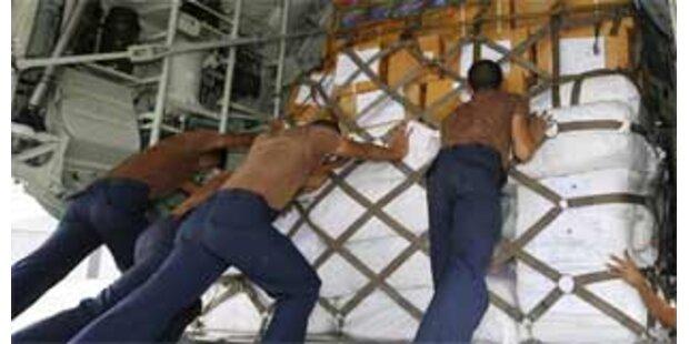 UNO fordert Zugang für alle Helfer in Burma