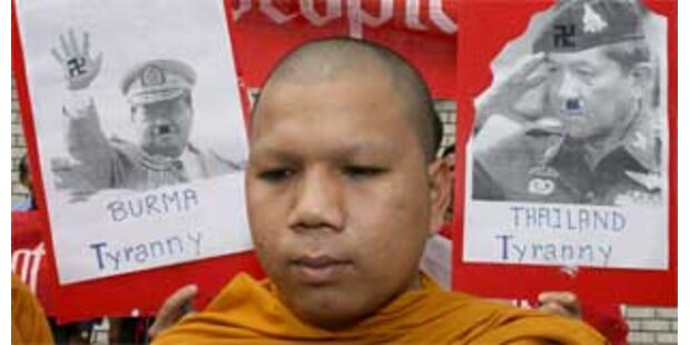 Burmesische Junta bleibt unnachgiebig