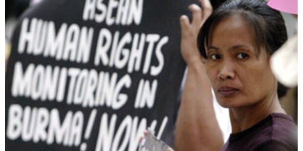 Sarkozy und Brown mobilisieren gegen Burma