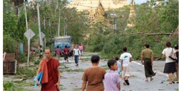 22.000 Tote nach Zyklon in Burma bestätigt
