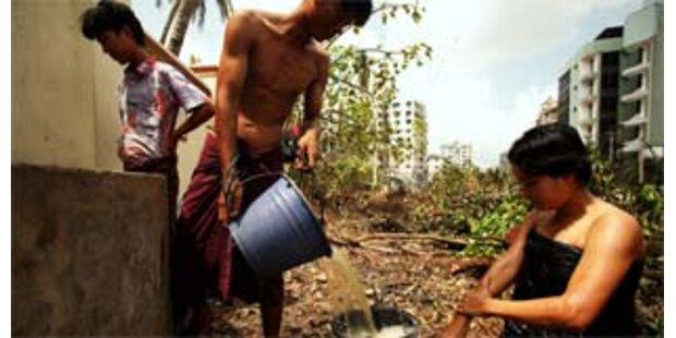 Internationaler Druck auf burmesische Junta wächst