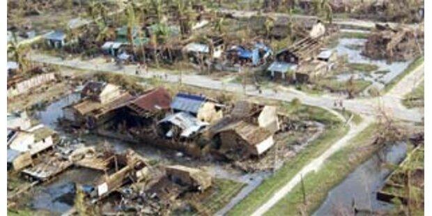 Gates spendet drei Millionen Dollar für Burma