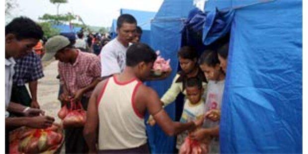 Dreitägige Staatstrauer auch in Burma