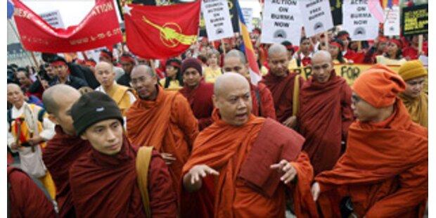 Wieder Verhaftungen in Burma
