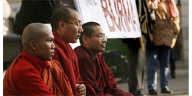 EU beschloss schärfere Sanktionen gegen Burma
