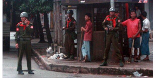 China schwächt UN-Resolution gegen Burma ab