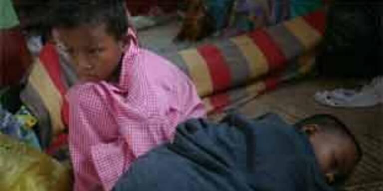 Tausenden Kinder in Burma droht der Hungertod