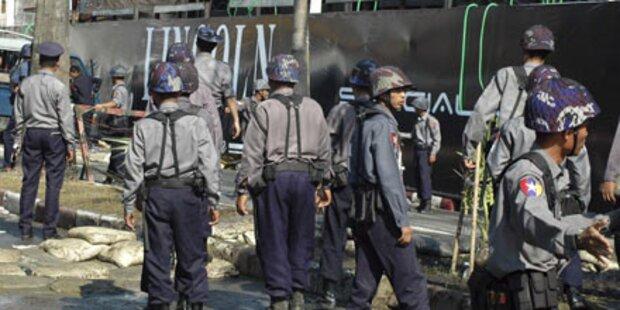Burma will 11.000 Gefangene freilassen