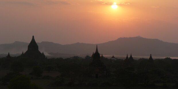 Waffenstillstand in Burma geschlossen