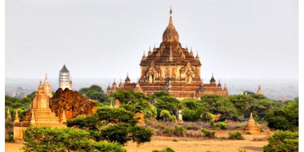 Entdecken Sie Burma!