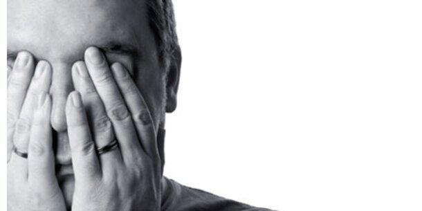 Depression bei Männern häufig unerkannt