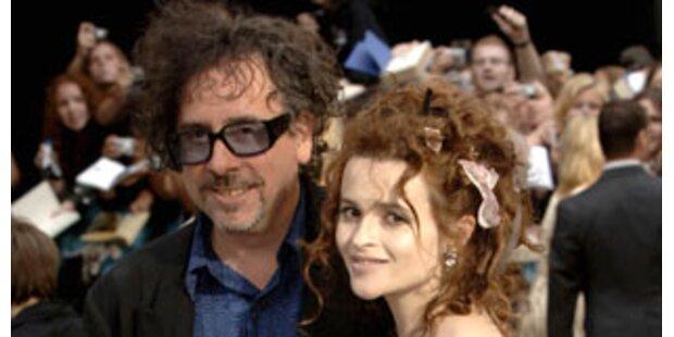 Goldener Löwe an Burton - Johnny Depp gratuliert
