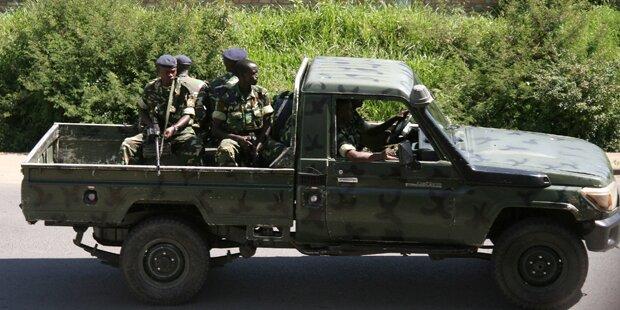 Burundi: 40 junge Männer getötet