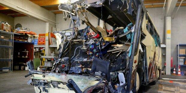 Ganze Welt weint um Opfer der Bus-Tragödie