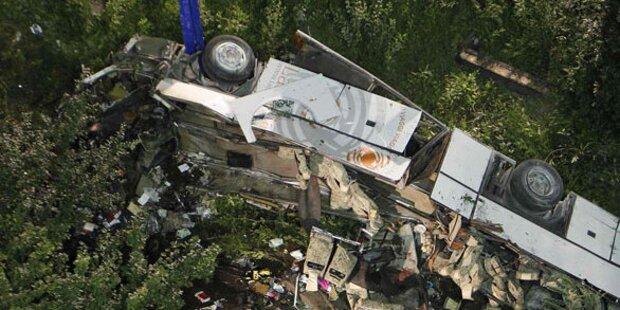 Tödliches Busunglück erschüttert Italien