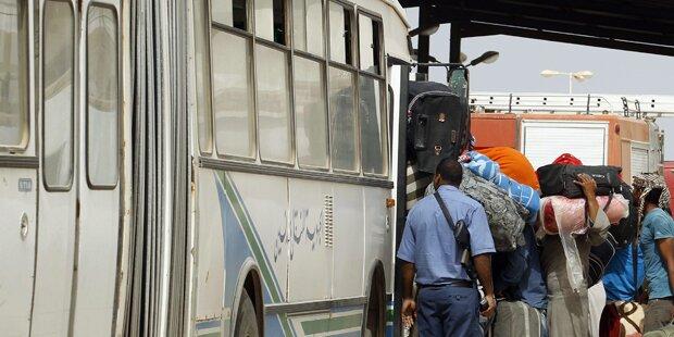 Busfahrer nach Drogentest schwanger