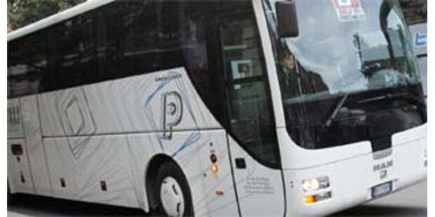 Polnischer Busfahrer mit 1,2 Promille unterwegs