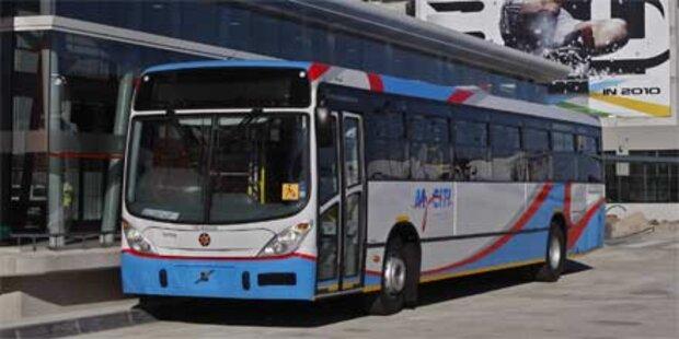 Busfahrer fesselt Buben - gefeuert