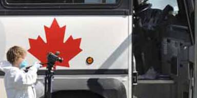 Buspassagier trennte Mitreisendem den Kopf ab