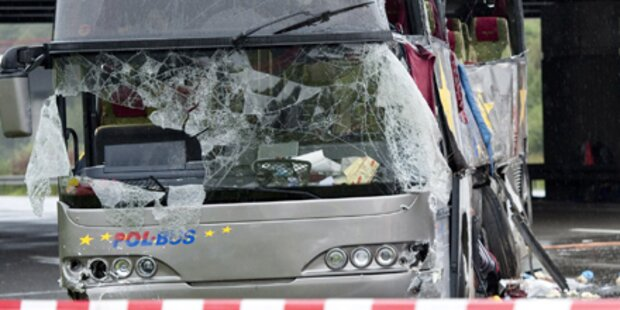 Bus-Unfall: Pkw-Lenkerin im Justiz-Visier