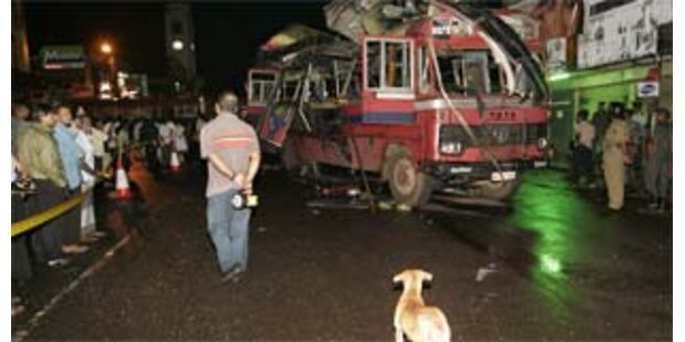 Sri Lanka: Bombenanschlag auf Bus - 24 Tote