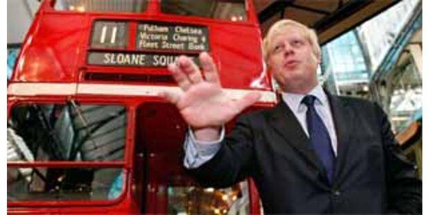 London sucht Nachfolger für Doppeldecker-Bus