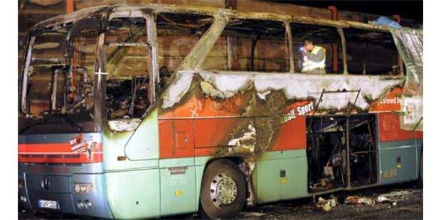 Busfahrer rettete brennende Pensionisten