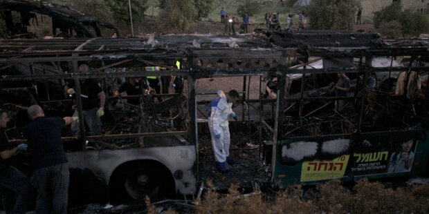 Bus-Attentat: Angst vor ausufernder Gewalt