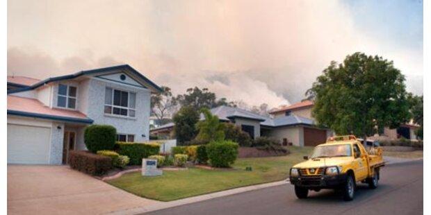 Buschbrände wüten in Australien