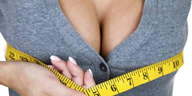 Für 24 Stunden größere Brüste
