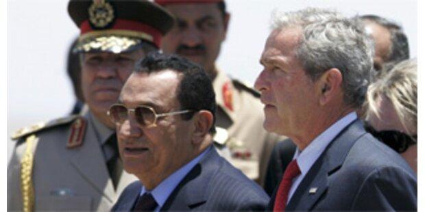 Libanesischer Premier sagte Treffen mit Bush ab