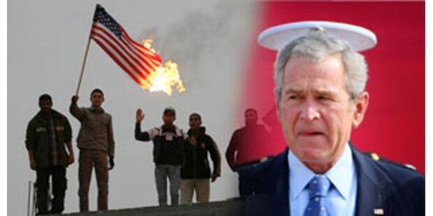 Bush sieht