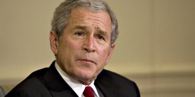 George W. Bush unterstützt Romney