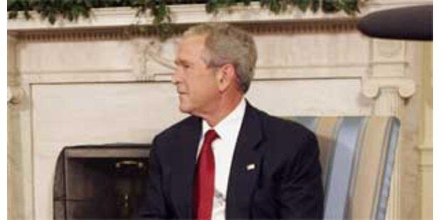 Bush stimmte Bodeneinsätzen in Pakistan zu