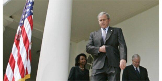 Kritik an Bushs
