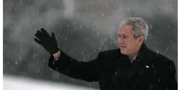 So will Bush die USA aus der Finanz-Krise retten