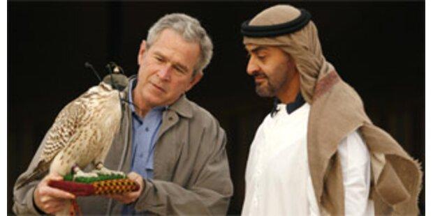 Bush nennt den Iran