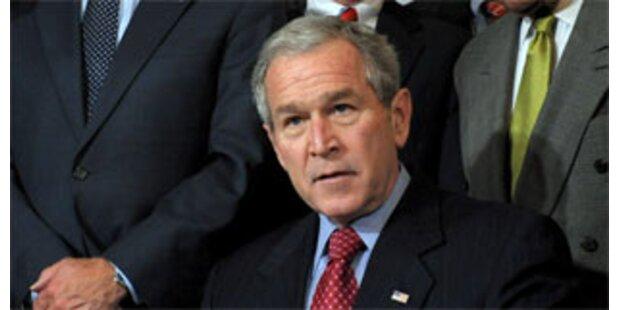 Bush will Auslandseinsätze von Soldaten verkürzen
