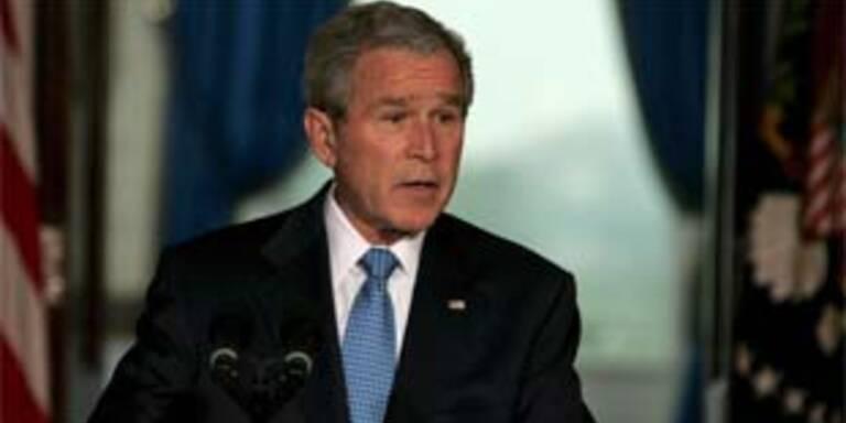 George Bush am Donnerstag zur Irak-Strategie