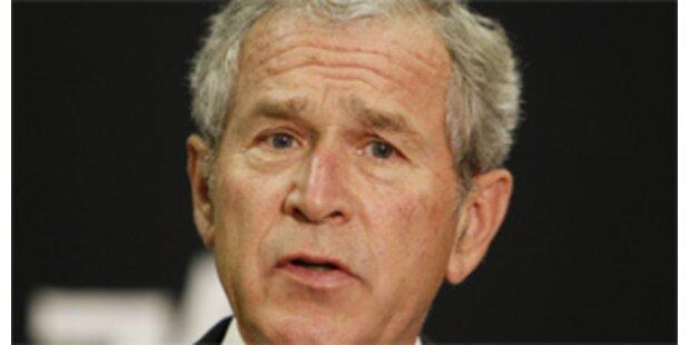 Bush plant angeblich Militärschlag gegen Iran
